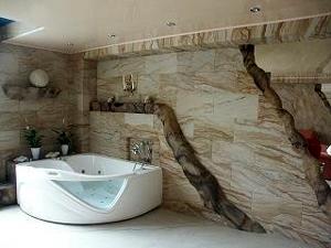 Fassadengestaltung stein  SEDIMENT Flex Sand Stein - Exklusives Oberflächendesign